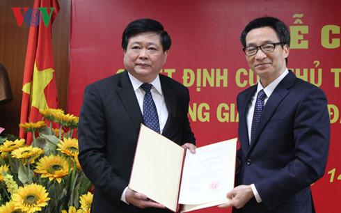 Опубликовано решение премьер-министра о назначении гендиректора радио «Голос Вьетнама»