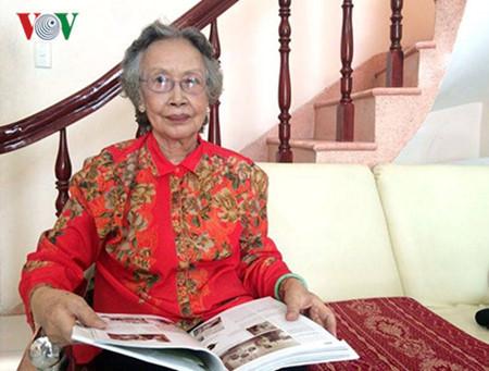 Прощай, легендарная дикторша английской редакции Радио «Голос Вьетнама»