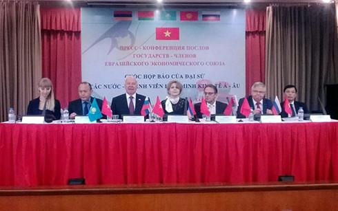 Новые перспективы торгово-экономических отношений между Вьетнамом и ЕАЭС