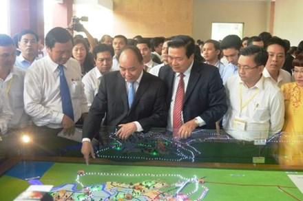 Провинция Лонган привлекает инвестиции в социально-экономическое развитие