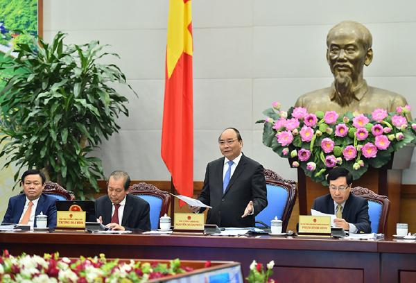 Дальнейшее формирование созидательного, честного и справедливого правительства в 2017 году