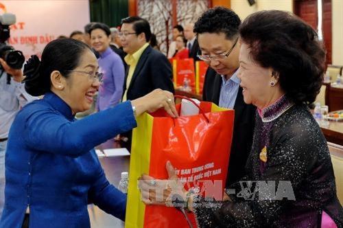 Вклад вьетнамцев за границей в дело строительства страны