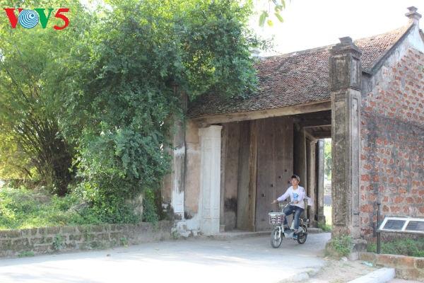 Характерные черты традиционной деревни на севере Вьетнама