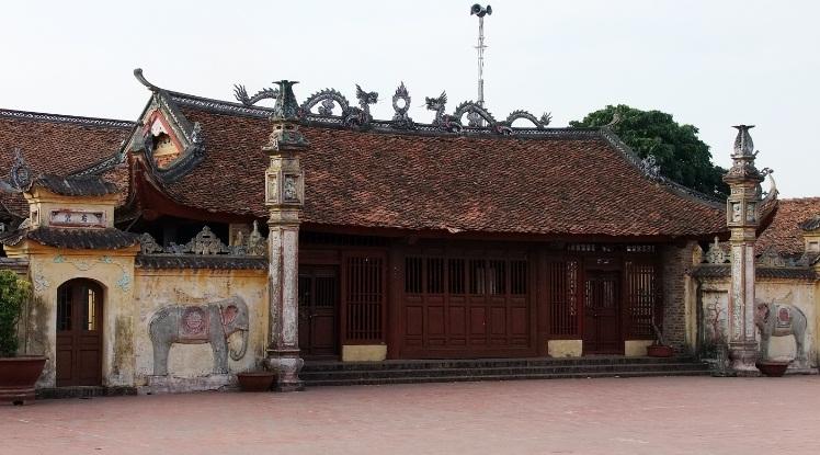 Общинный дом – сооружение, тесно связанное с историей деревни