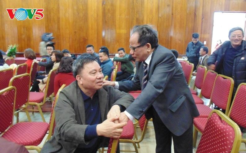 Новогодняя встреча земляков – культурная традиция вьетнамцев