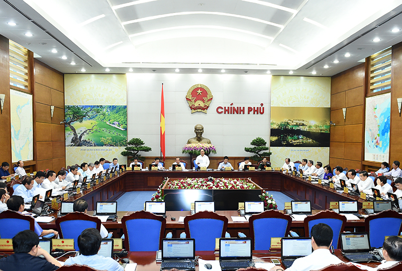 Эффективность усилий по строительству созидательного правительства