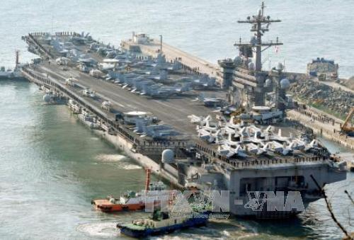 Эскалация напряженности в отношениях между США и КНДР
