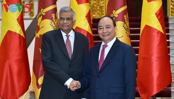 Дальнейшее развитие отношений традиционной дружбы между Вьетнамом и Шри-Ланкой
