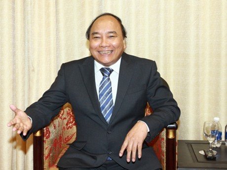 Deputy Prime Minister Nguyen Xuan Phuc visits the US
