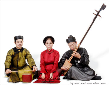 Ca trù- Ceremonial singing, Vietnamese folk music treasure