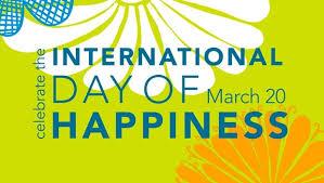 Art exchange marks International Day of Happiness