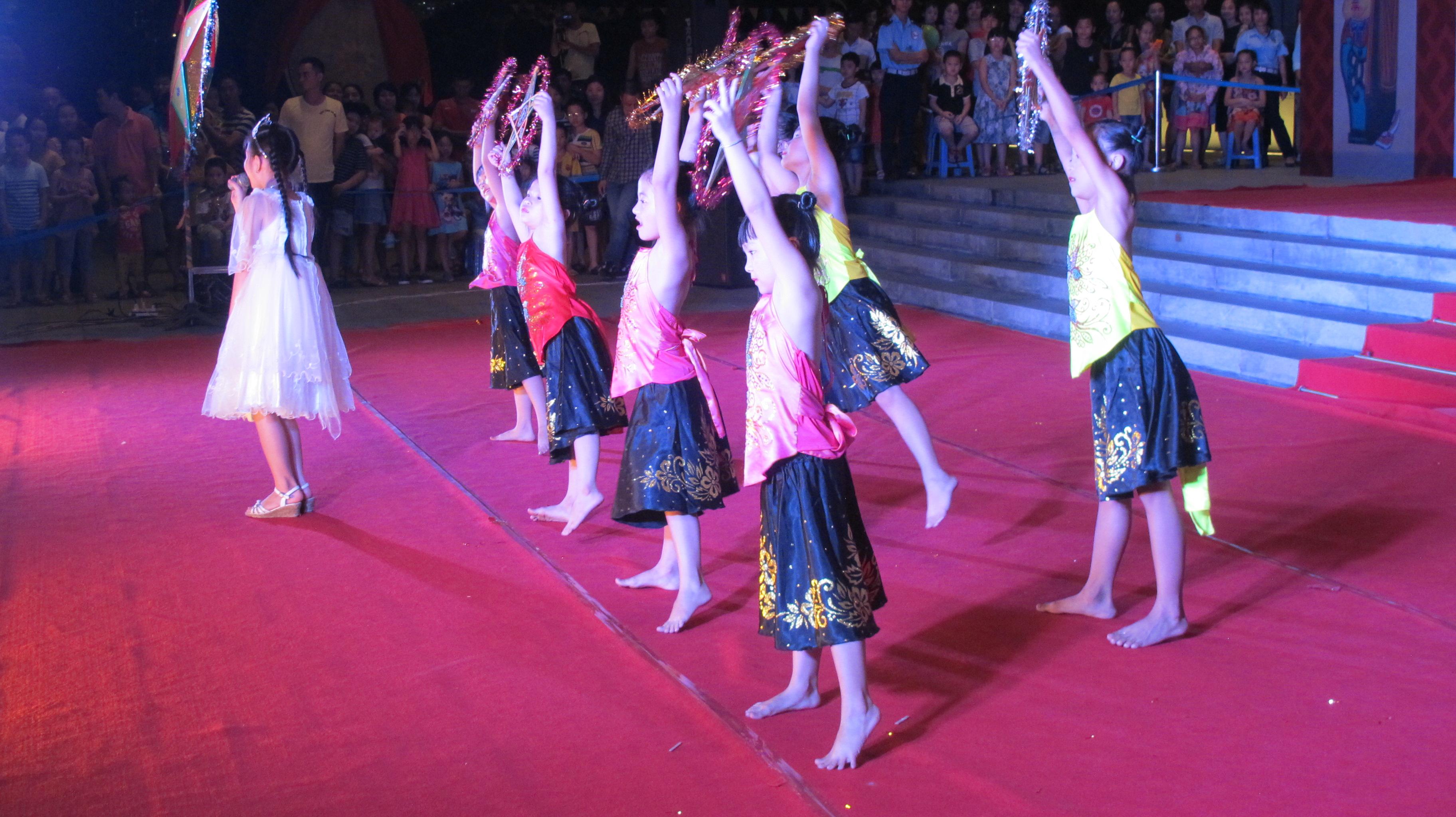 Mid Autumn festival 2016 at Hanoi Museum