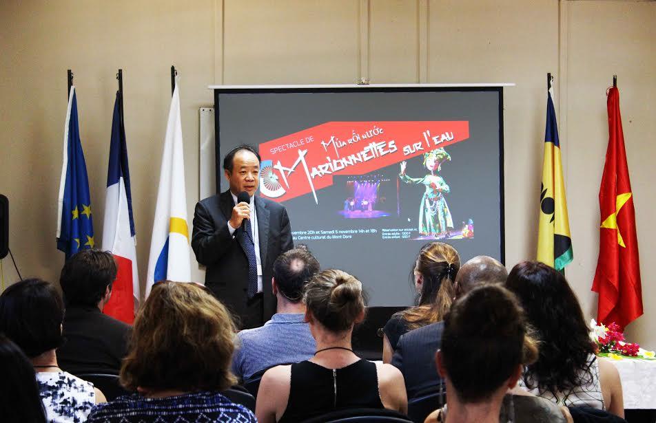 Le Vietnam à l'honneur en Nouvelle-Calédonie