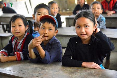Les enfants insouciants de Hà Giang