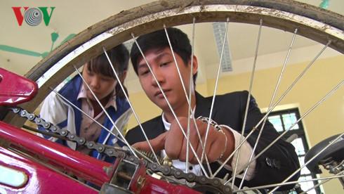 La bicyclette du savoir