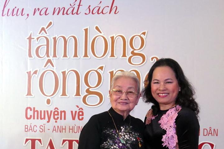Ta Thi Chung, une docteure au cœur d'or