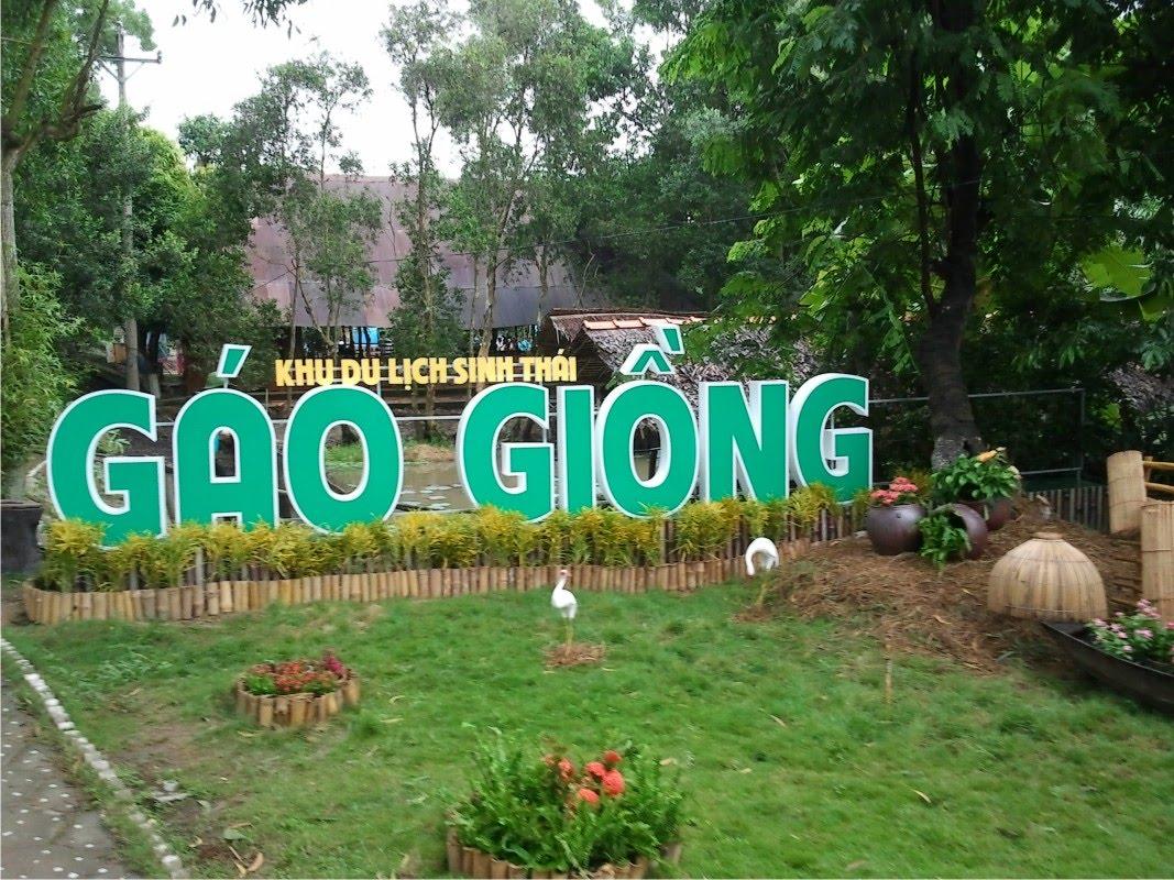 Gao Giong, haut lieu du tourisme vert