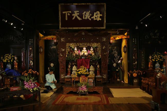 Culte des déesses-mères: du folklore au patrimoine mondial