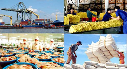 Les exportations du Vietnam en 2016