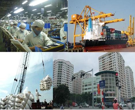 L'économie vietnamienne en 2017