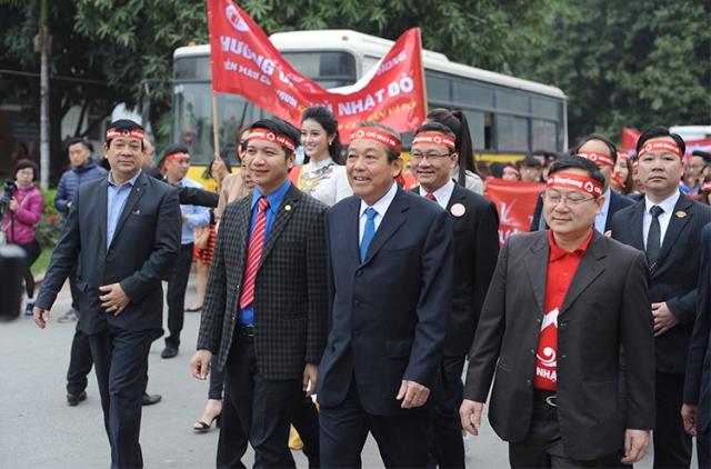 « Dimanche rouge », un grand événement humanitaire