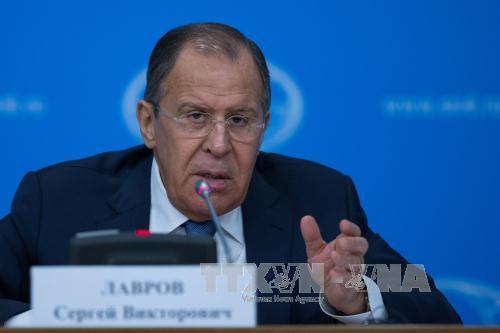 La Russie est prête à rétablir les relations avec les Etats-Unis