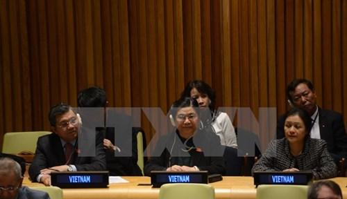 L'ONU apprécie le rôle du Vietnam en son sein