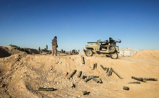 Irak : l'opération militaire sur l'ouest de Mossoul est lancée