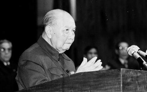 Truong Chinh, précurseur du renouveau