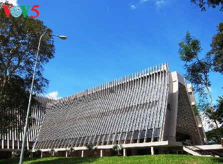 Le musée de Dak Lak