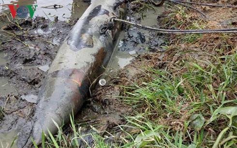 Surmonter les conséquences des bombes et des mines laissées par la guerre