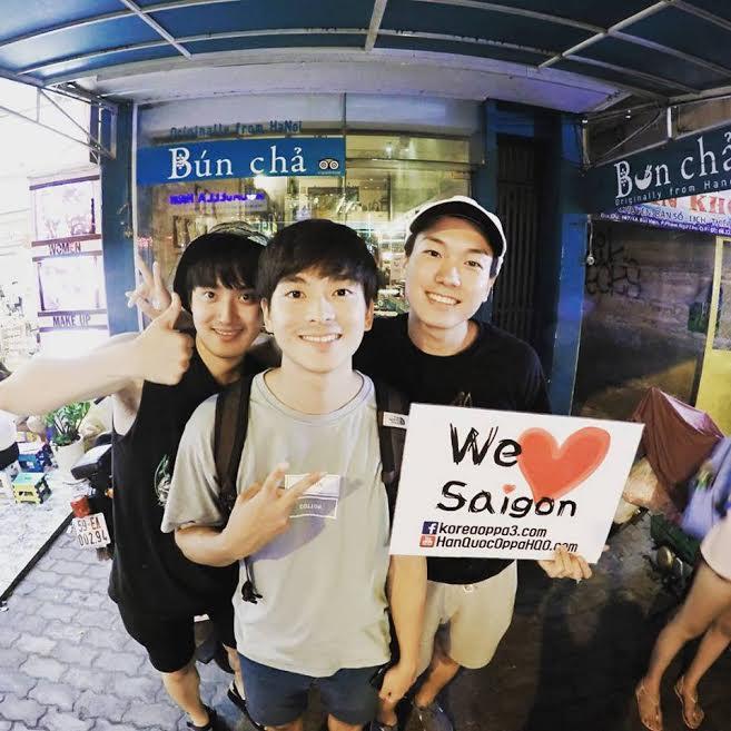 Au pays du vietnamien calme…