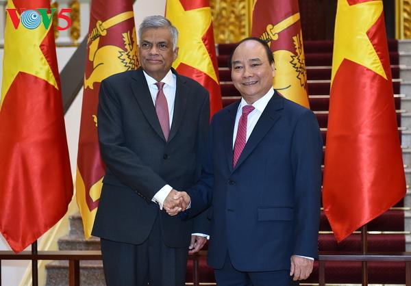 Dynamiser les relations d'amitié de longue date Vietnam-Sri Lanka