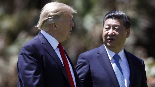 RPDC: La Chine appelle Trump à la «retenue»