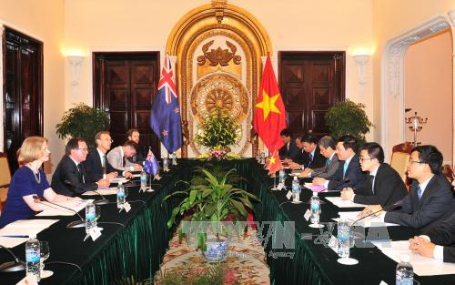 Dynamiser la coopération Vietnam- Nouvelle Zélande
