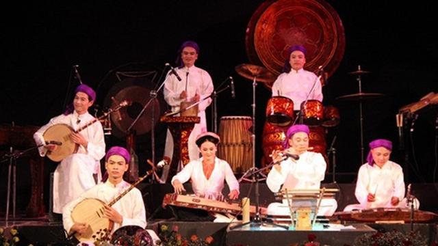 Clôture du festival national des concerts d'instruments musicaux traditionnels