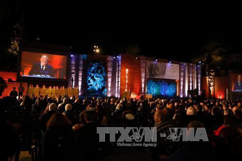 Israël: Cérémonies pour la Journée du souvenir de la Shoah