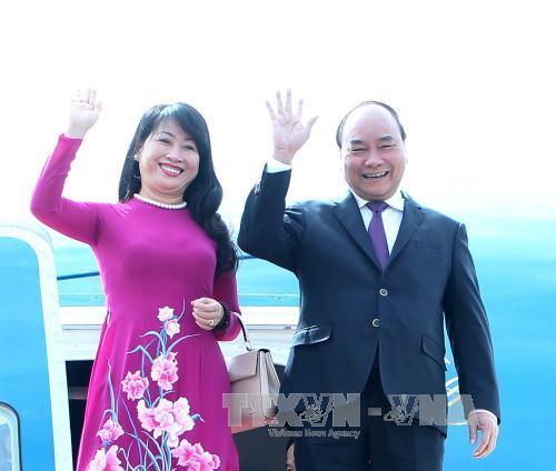 Le PM Nguyen Xuan Phuc attendu au 30ème sommet de l'ASEAN