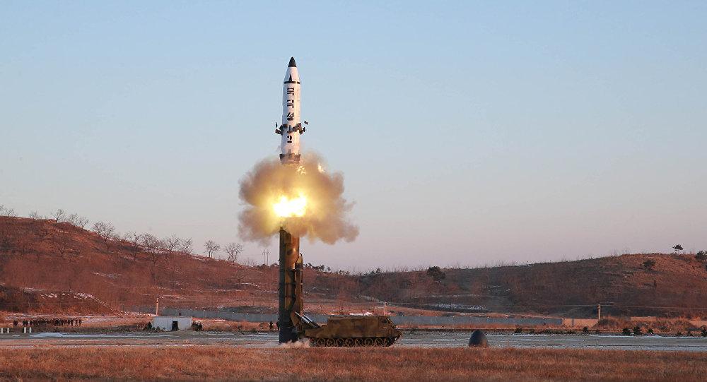 Echec d'un nouvel essai balistique nord-coréeen