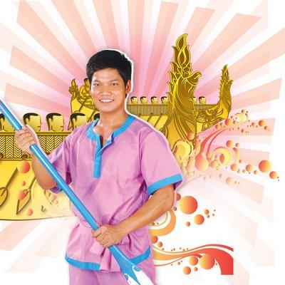 Preab Sovath - Khmer New Year