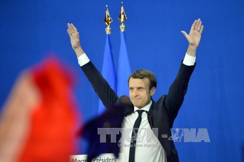 ការបោះឆ្នោតប្រធានាធិបតីបារាំង៖បេក្ខជនទាំងពីររូបគឺលោក Macron និង លោកស្រី Le Pen នឹងឈានចូលវង់ទី២