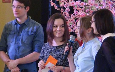 Nét văn hóa Việt với sinh viên Nga