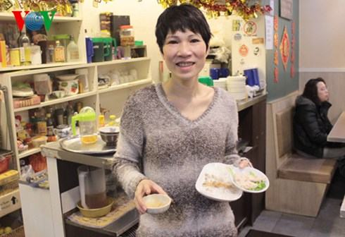 Lancy Nguyen – người mang hương vị món ăn Việt đến Hongkong