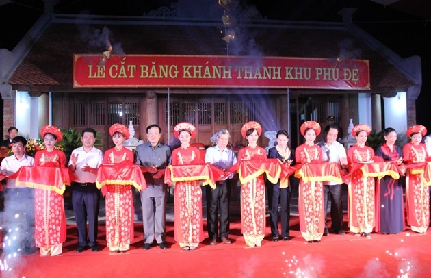 A Sao Temple Festival recognized as national intangible cultural heritage
