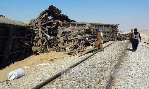 Congo train attack kills 14 people