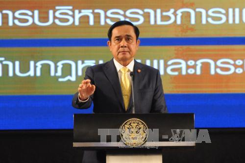Thailand: All government activities are remained normal