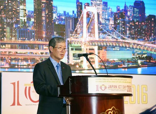 Vietnam, Japan reinforce IT cooperation