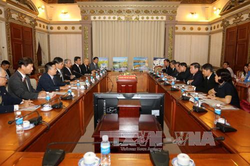 HCM City, Japan's Nagano prefecture boost economic ties