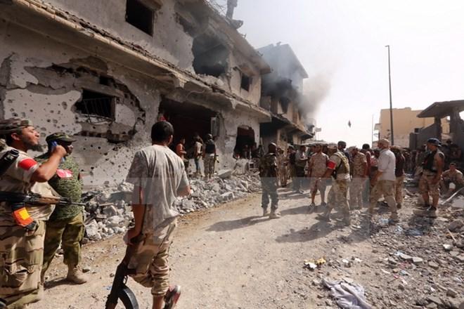 African Union unveils new Libya peace initiative