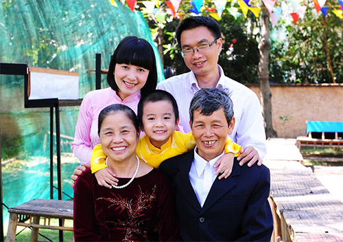 Research on traditional Vietnamese family in modern society